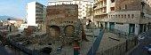 Benevento - Panoramica dell'area archeologica