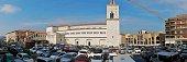 Benevento - Panoramica di Piazza Orsini