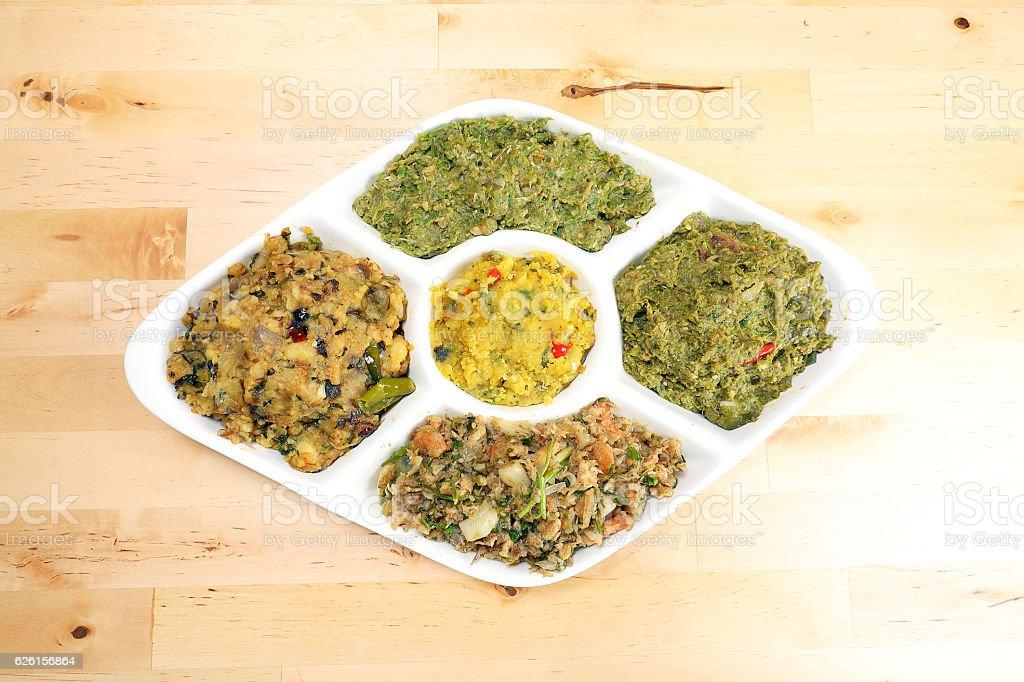 Bengal cousins mashed vorta stock photo