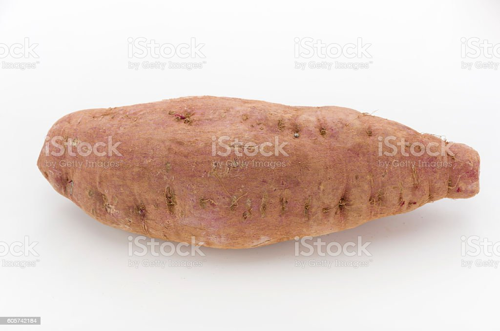 Beniimo,purple yams stock photo