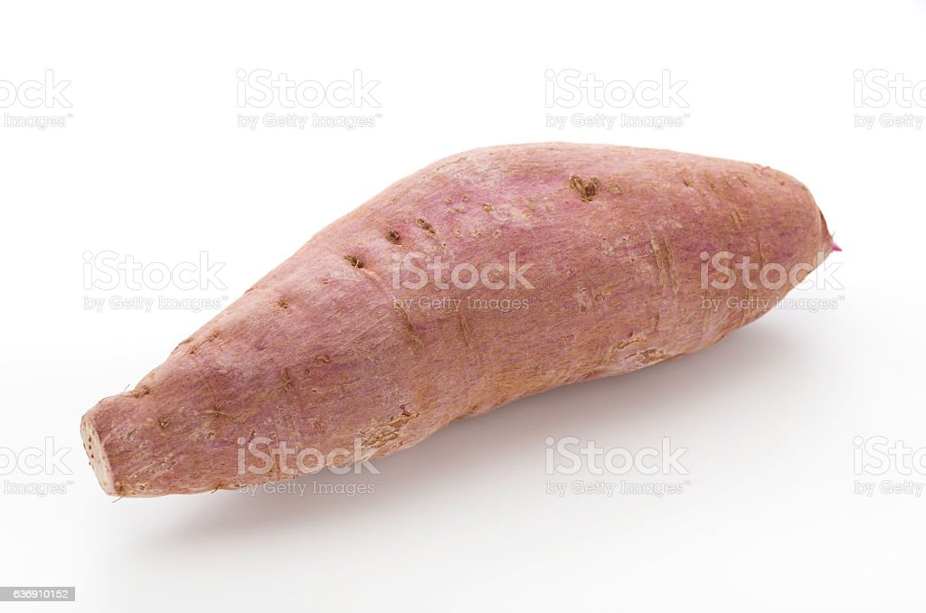 Beniimo,purple yams stock photo