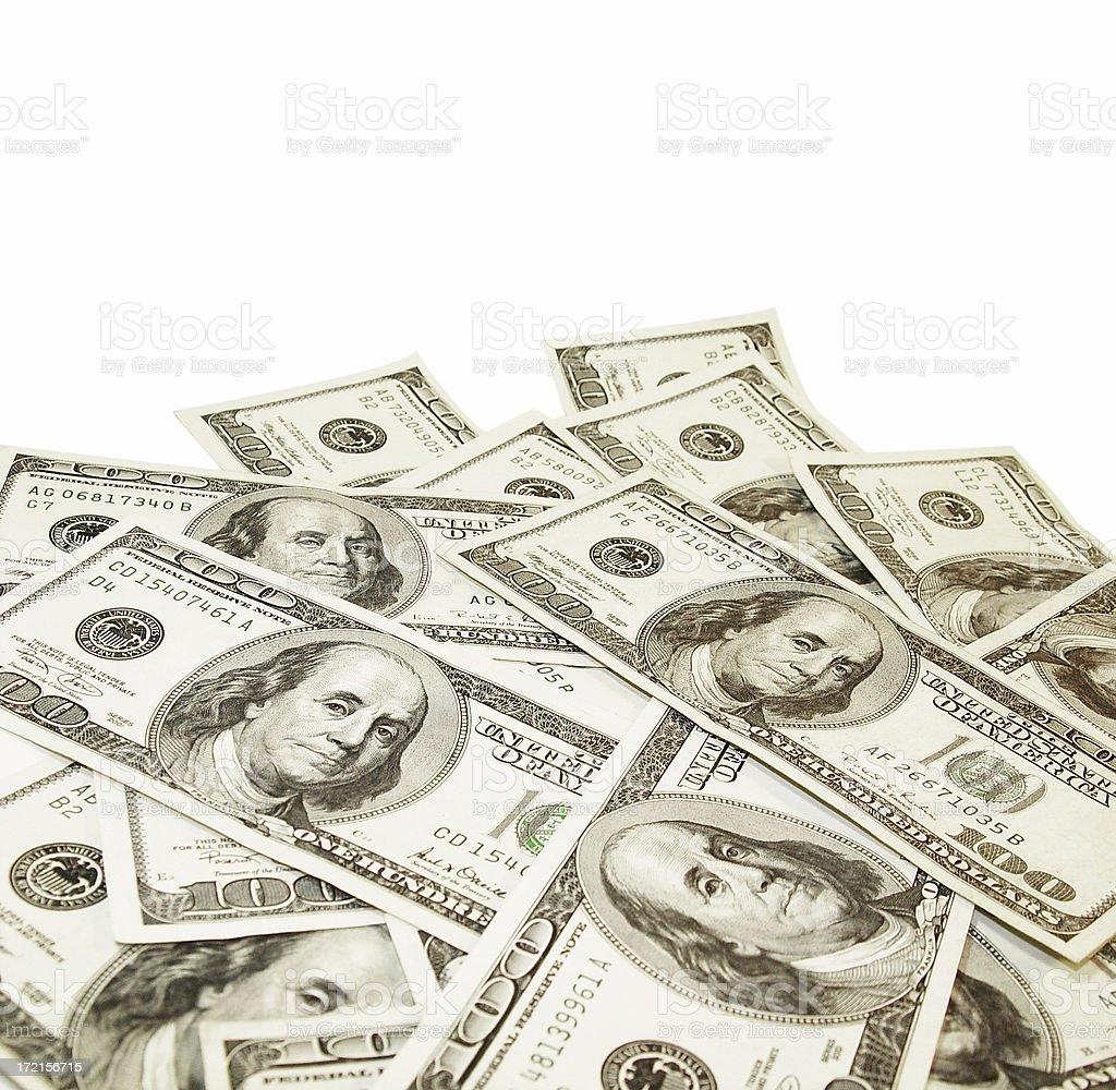 Benjamin Franklins stock photo