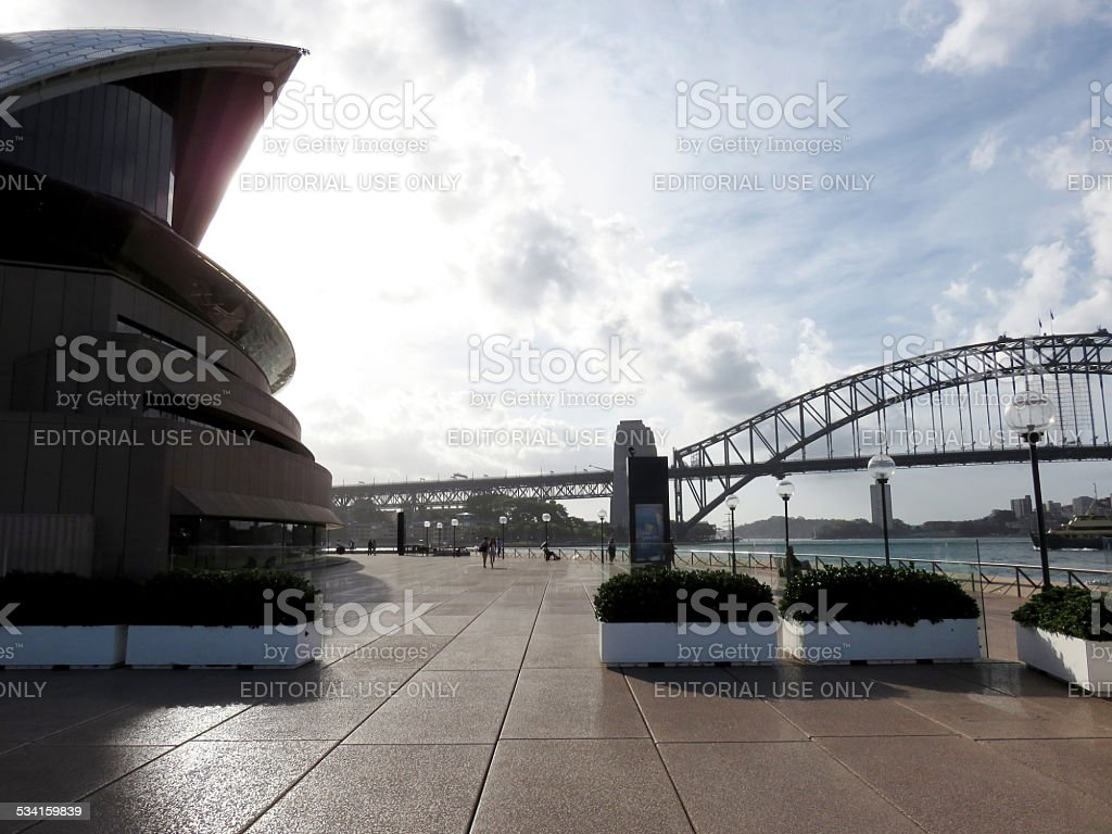 Bennelong Point stock photo