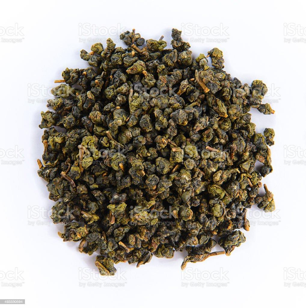 Benshan oolong chinese tea stock photo
