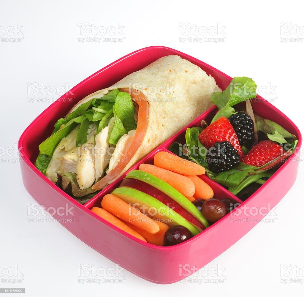 Bento Box Lunch royalty-free stock photo