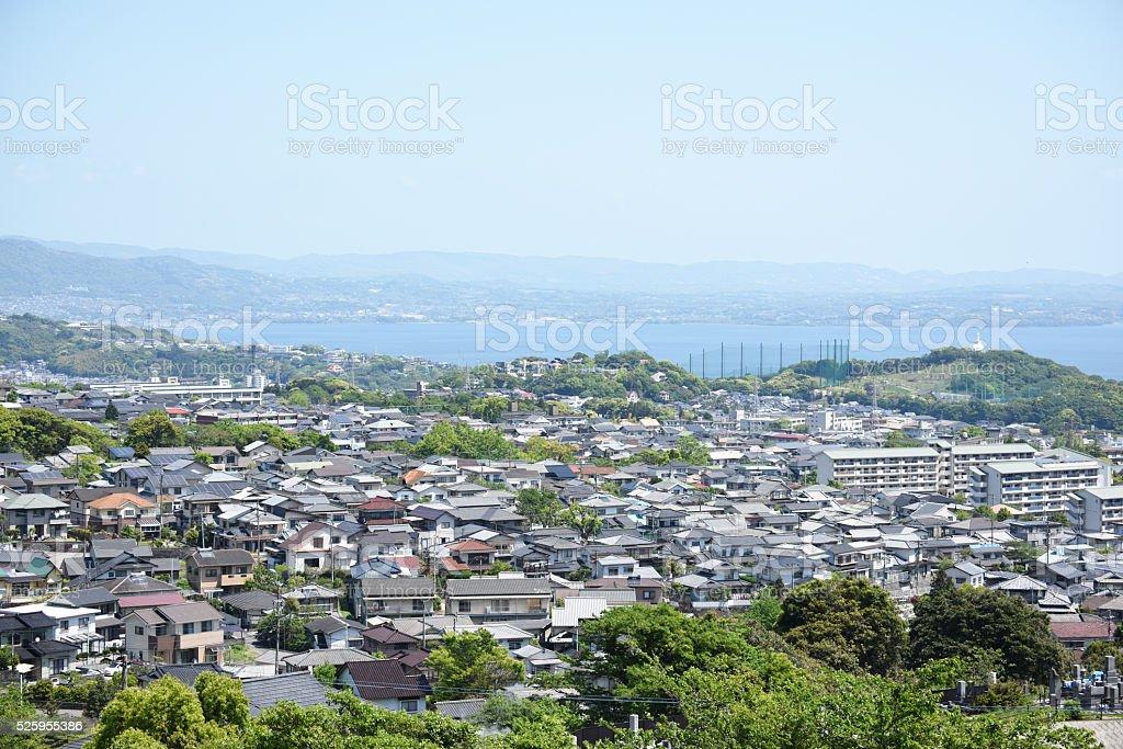 Beppu stock photo