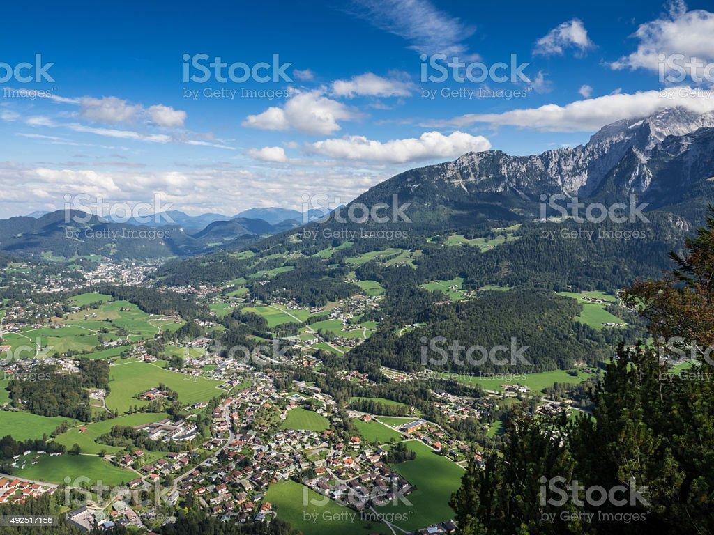 Berchtesgaden, Germany stock photo