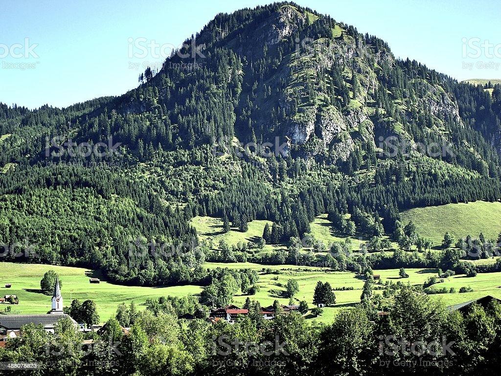 Berg stock photo