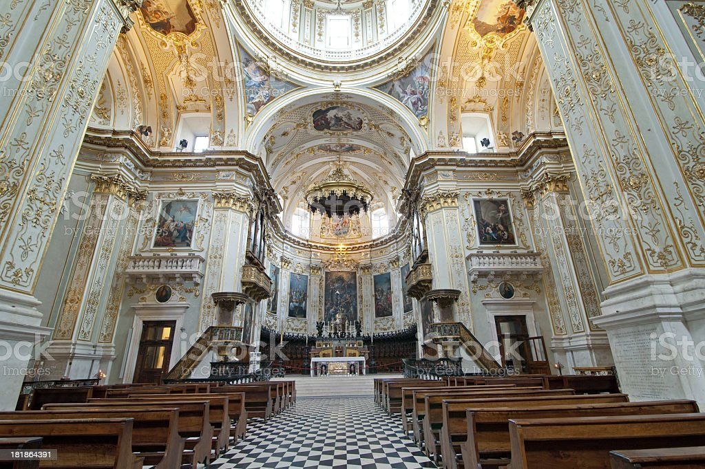 Bergamo. Italy royalty-free stock photo