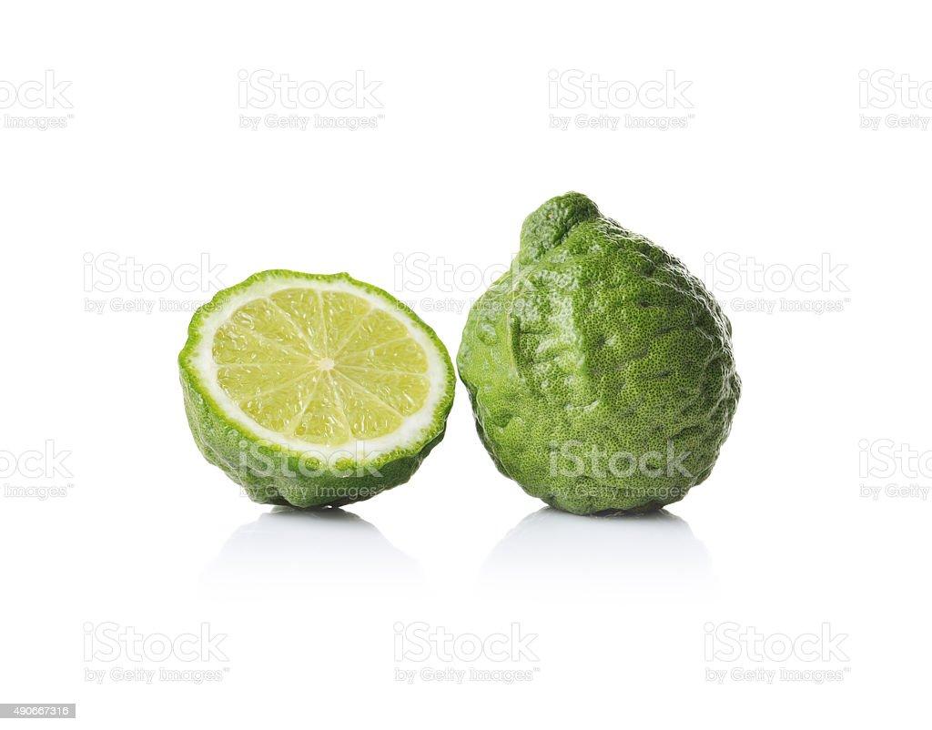 Pysznogłówka owoców na białym tle. zbiór zdjęć royalty-free