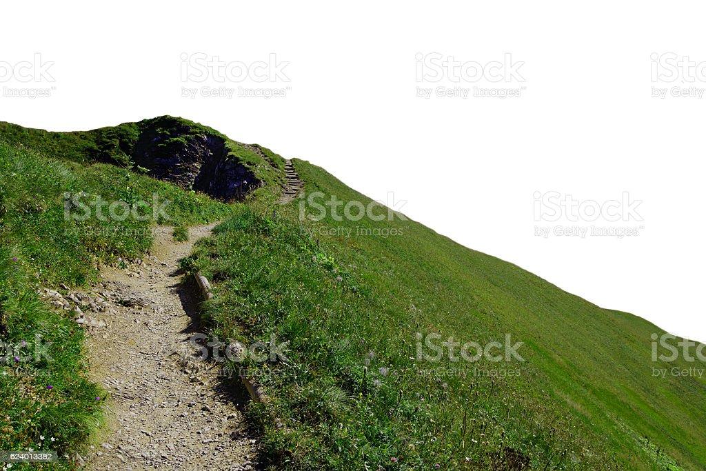 Berghang stock photo