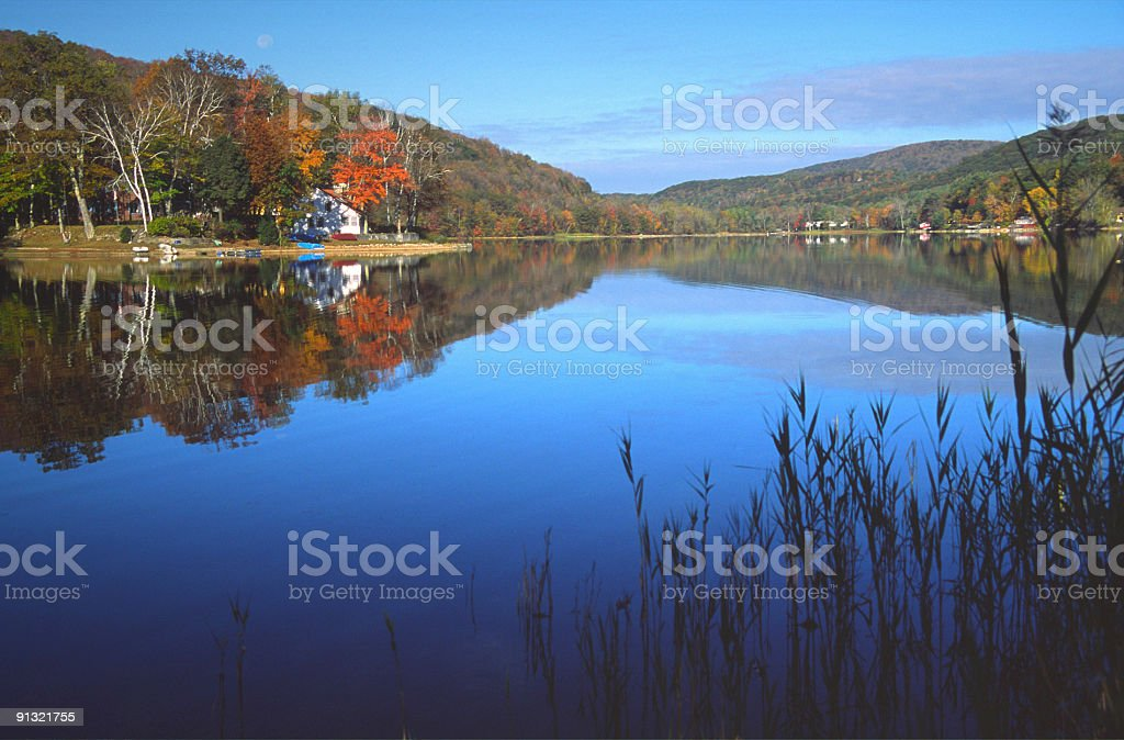 Berkshires stock photo