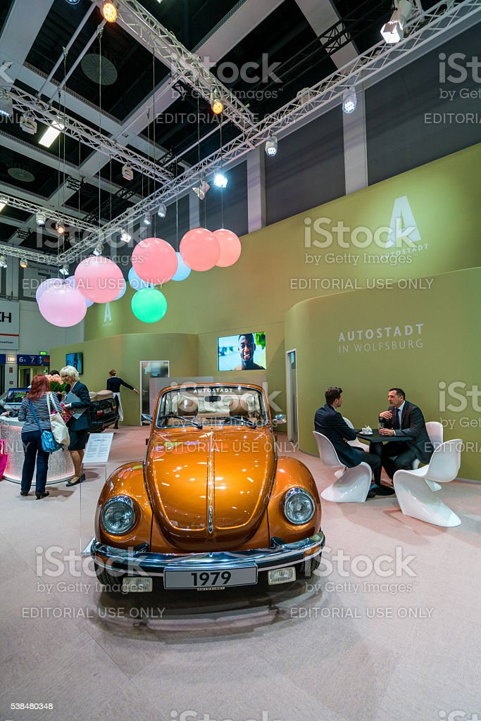 ITB Berlin 2016 stock photo