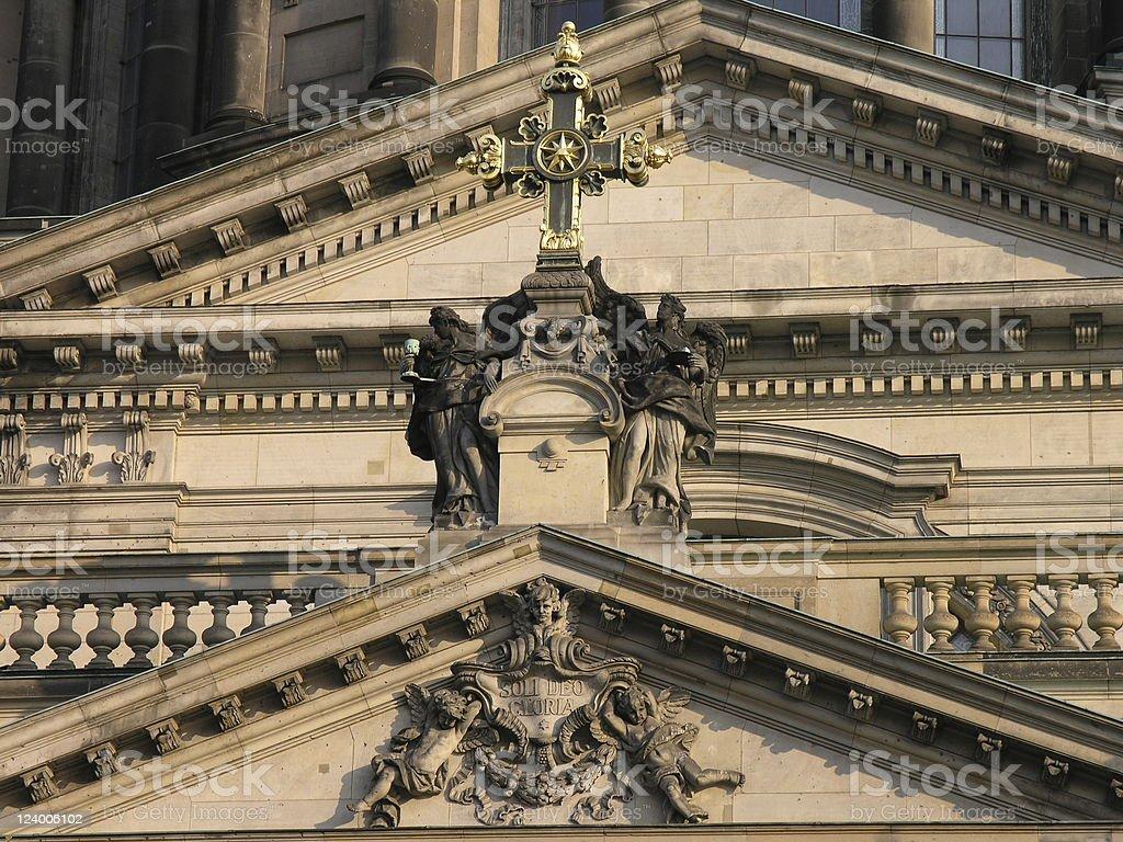 ベルリン大聖堂 ロイヤリティフリーストックフォト