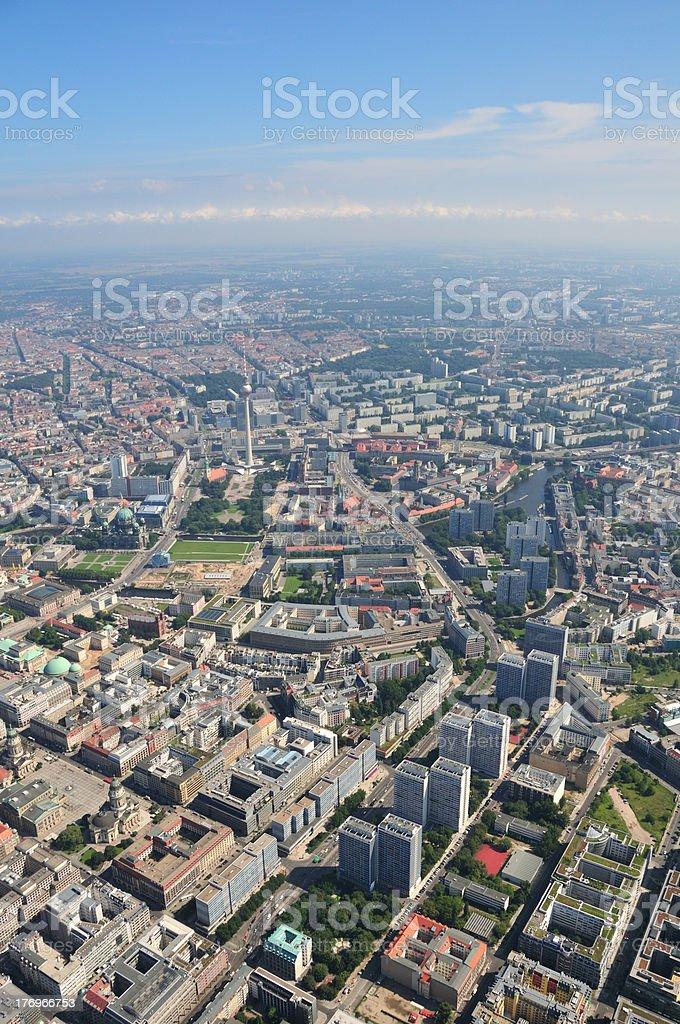 Berlin Center stock photo