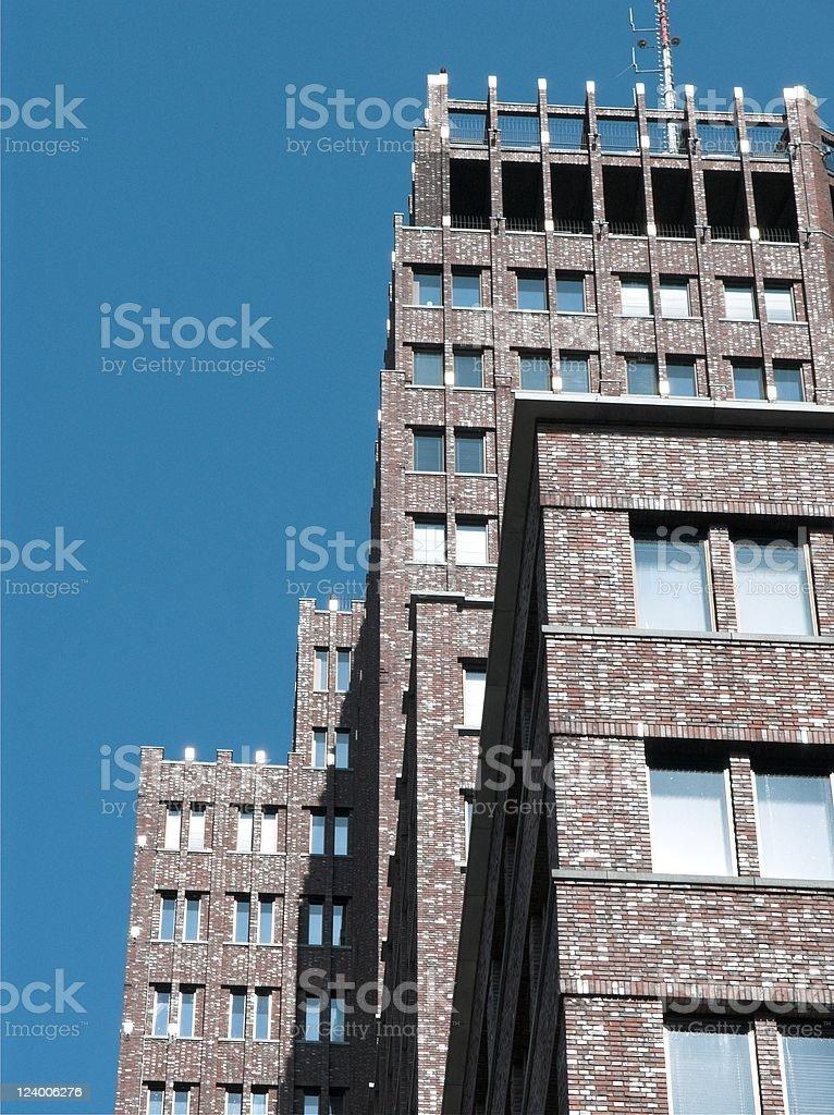 ベルリンダイムラークライスラー-館 ロイヤリティフリーストックフォト