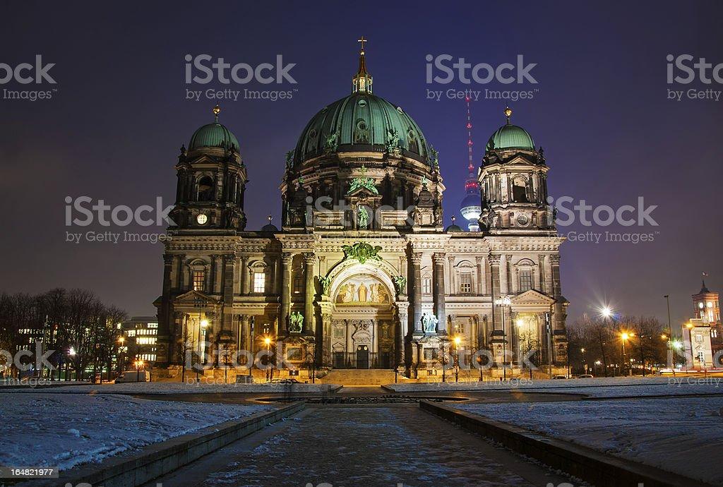 Berlin Dom royalty-free stock photo