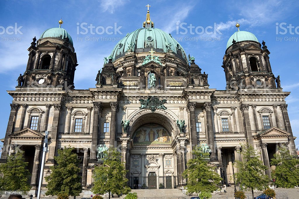 Berliner Dome royalty-free stock photo