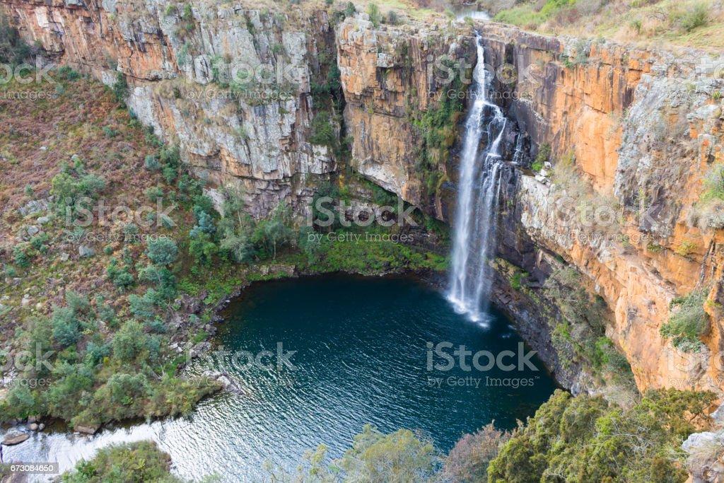 Berlin Falls South Africa stock photo