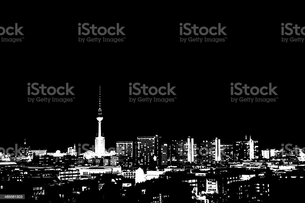 berlin royalty-free stock photo