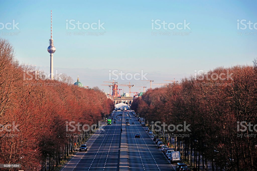 Berlin stock photo