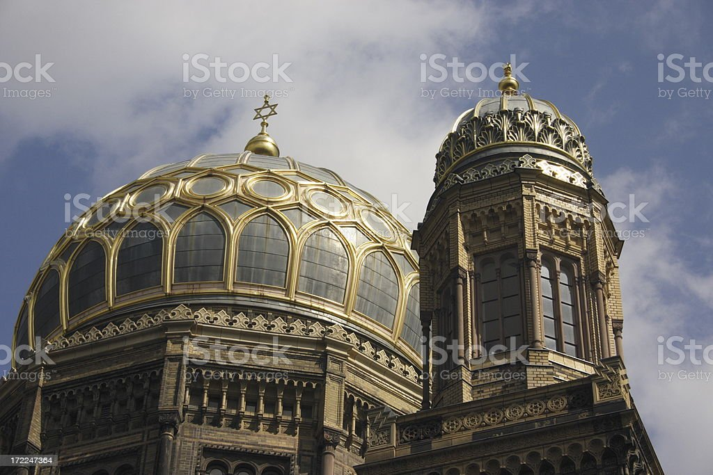 Berlin View royalty-free stock photo