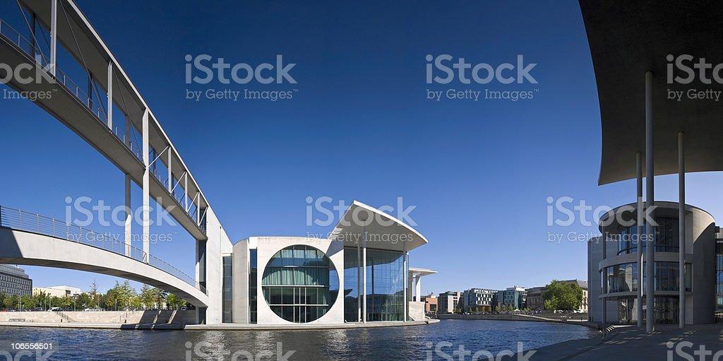 Berlin views royalty-free stock photo
