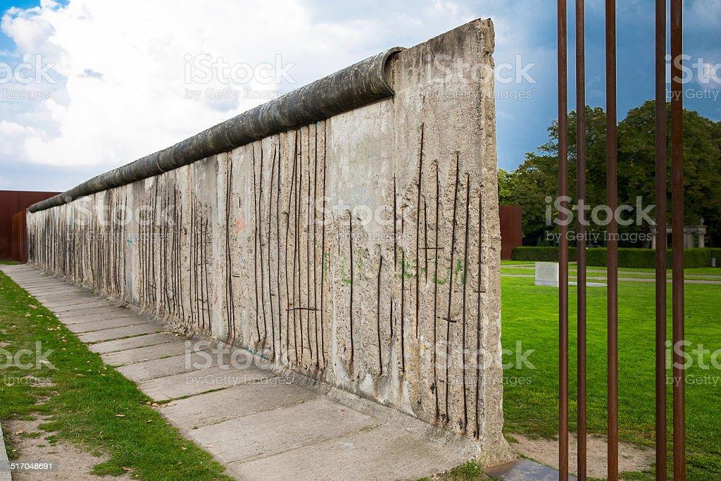 Berlin wall, Germany stock photo