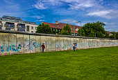 Berlin Wall in Berlin, Germany