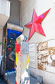 Berlin Wall memorial, Soviet Sector, Checkpoint Charlie, Berlin, Germany