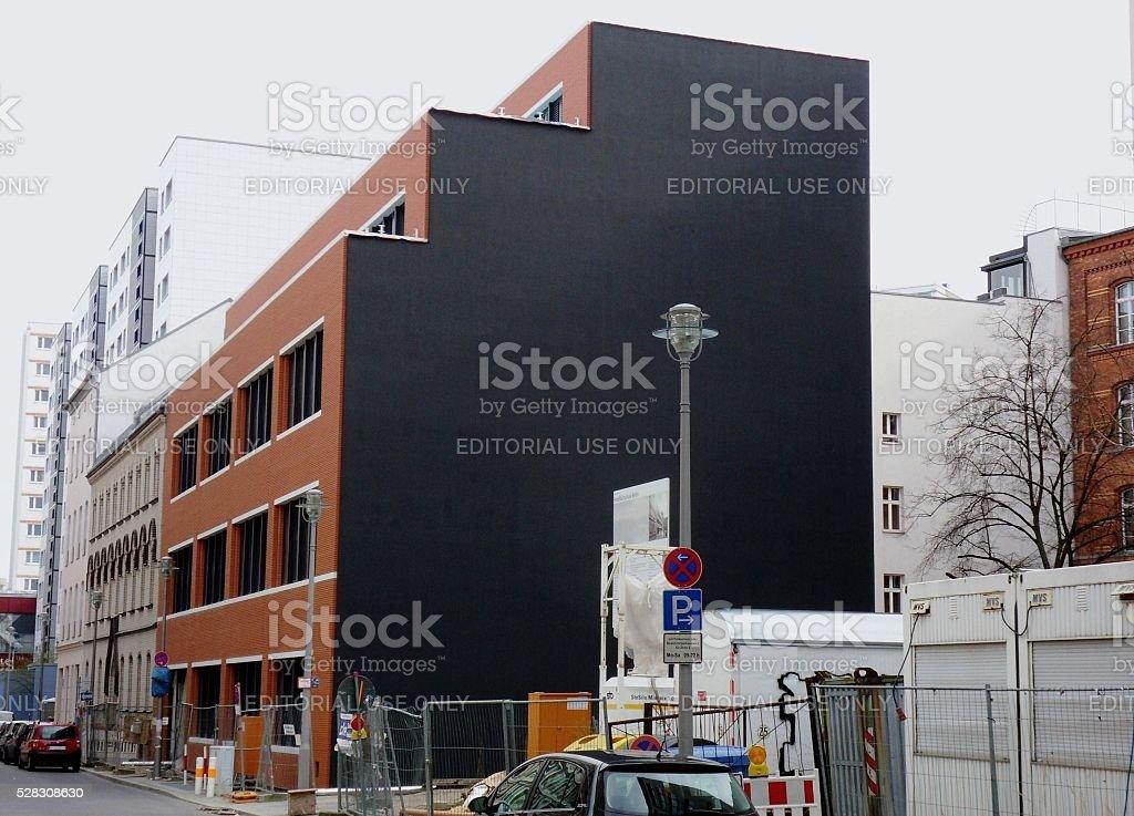 Berlino – Scuola alberghiera stock photo