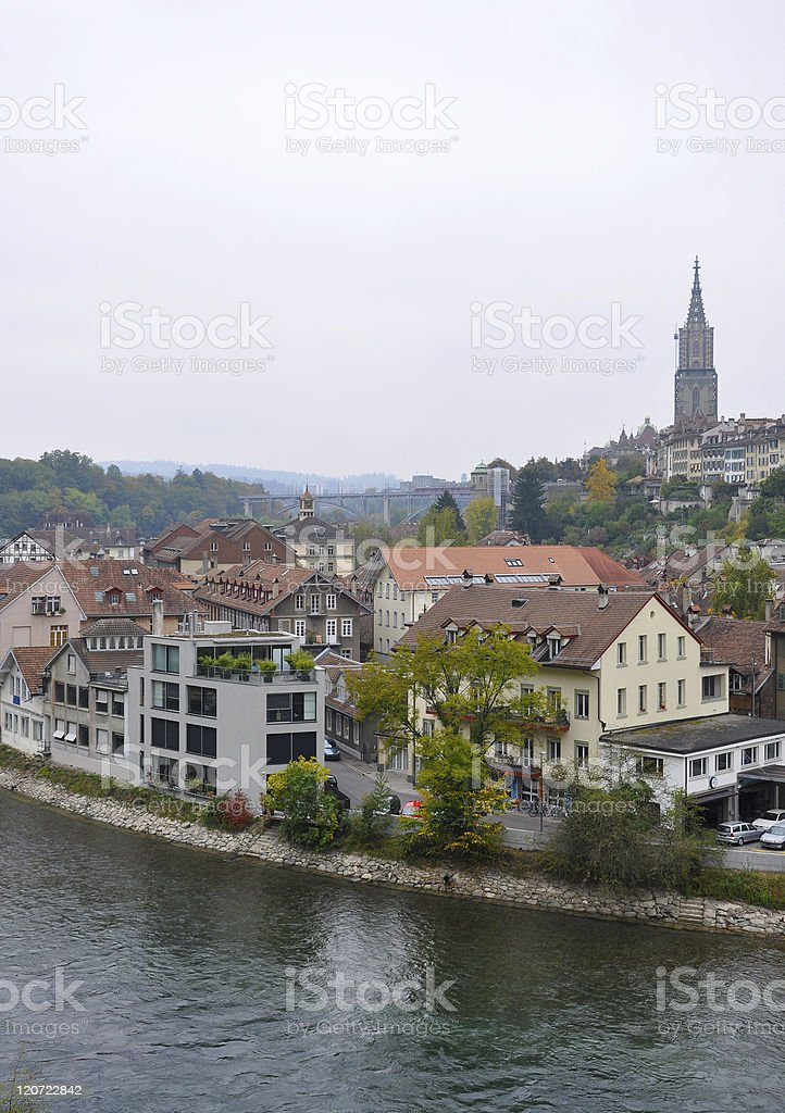 Bern royalty-free stock photo