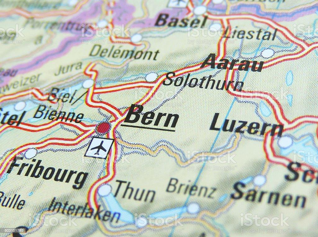 Bern stock photo