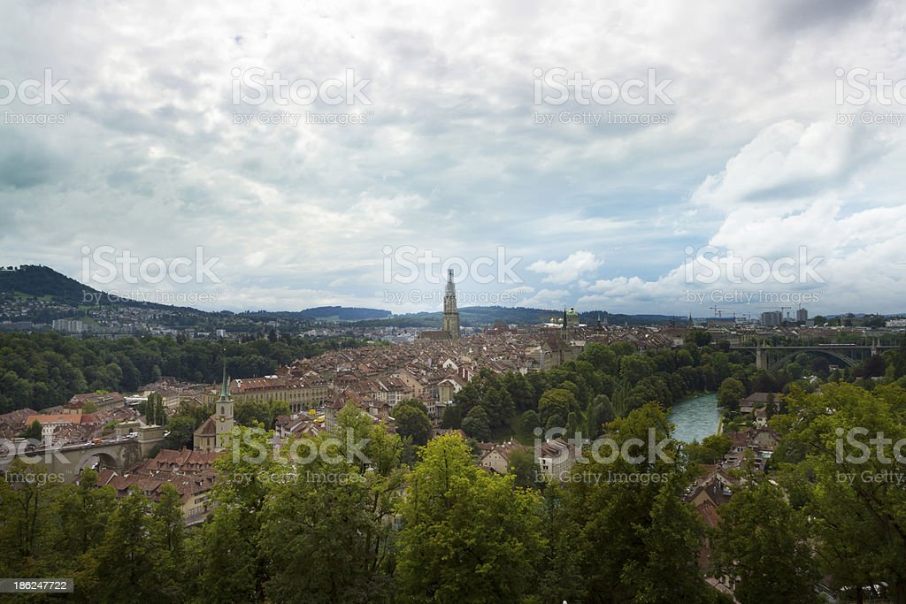 Bern, Switzerland royalty-free stock photo