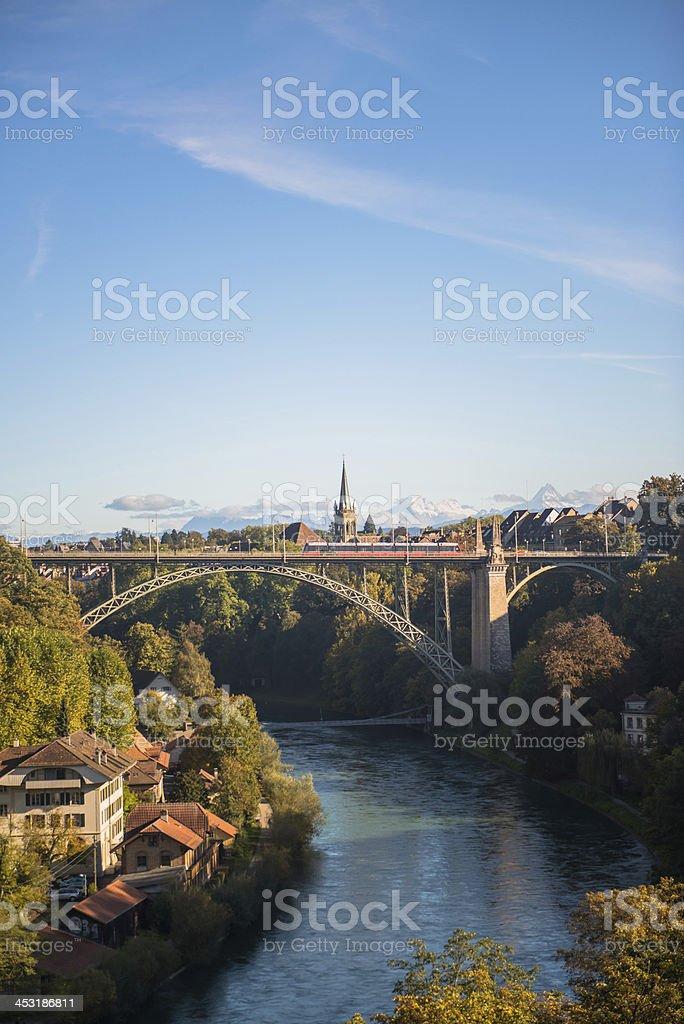 Bern, Switzerland royalty-free stock photo