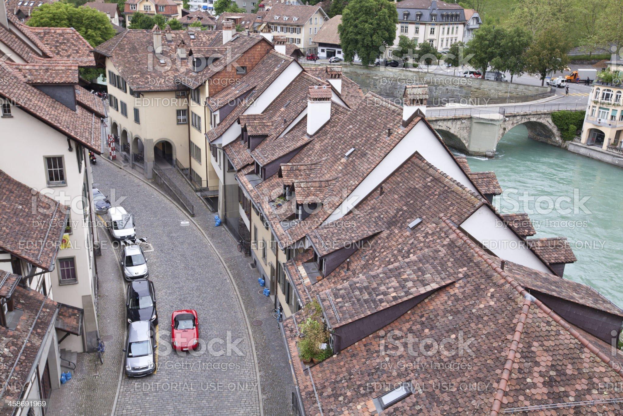 Bern Switzerland royalty-free stock photo