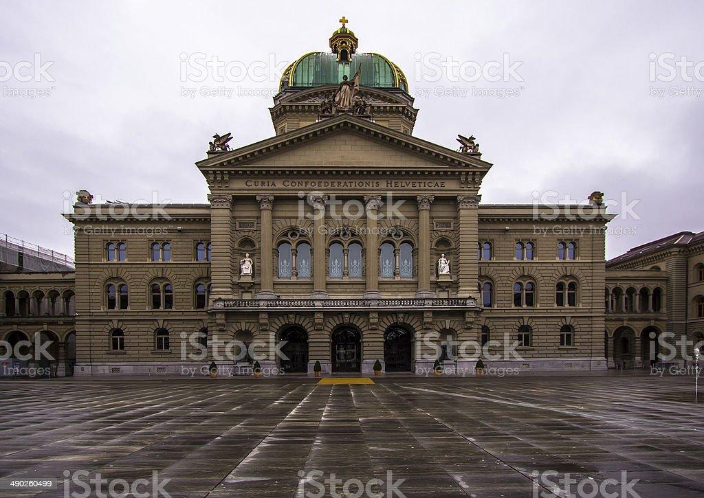 Bern, Switzerland. stock photo