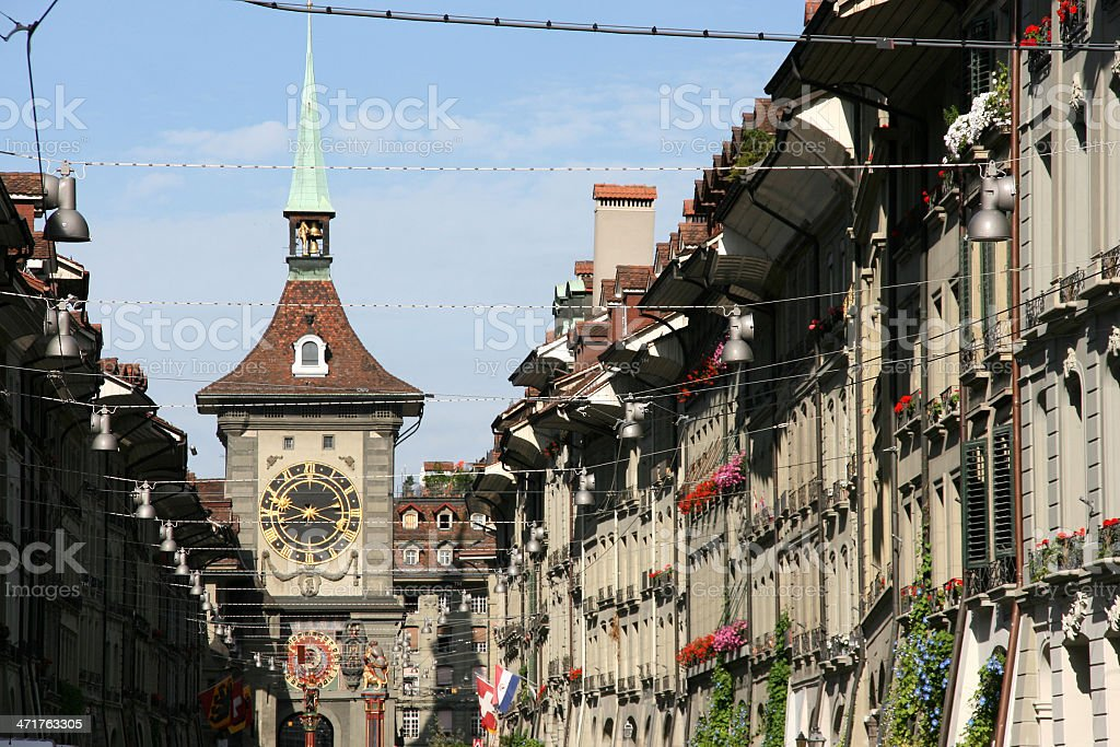Berne royalty-free stock photo
