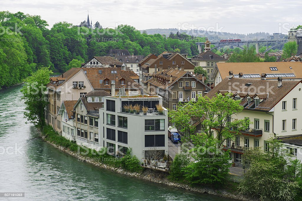 Berne royalty-free stock photo