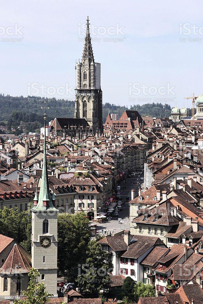 Berne stock photo