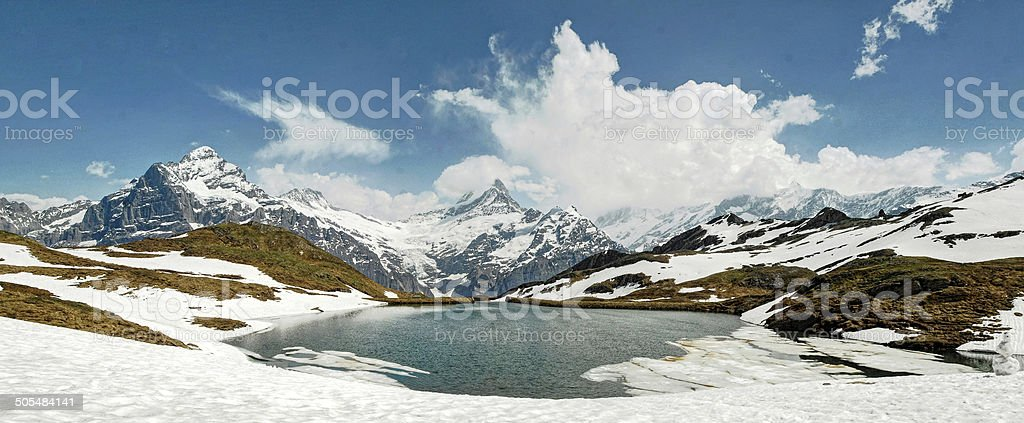 Bernese Oberland, Switzerland stock photo