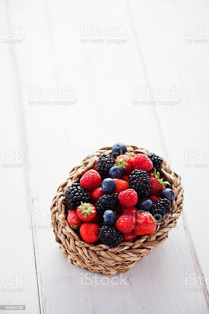 Berries Fruit stock photo
