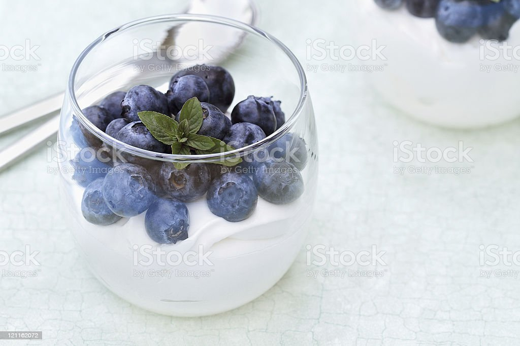 Berries in a Cloud royalty-free stock photo