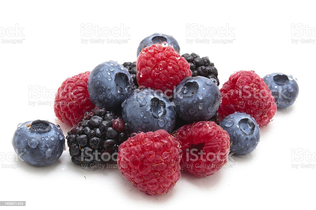 Berries. stock photo