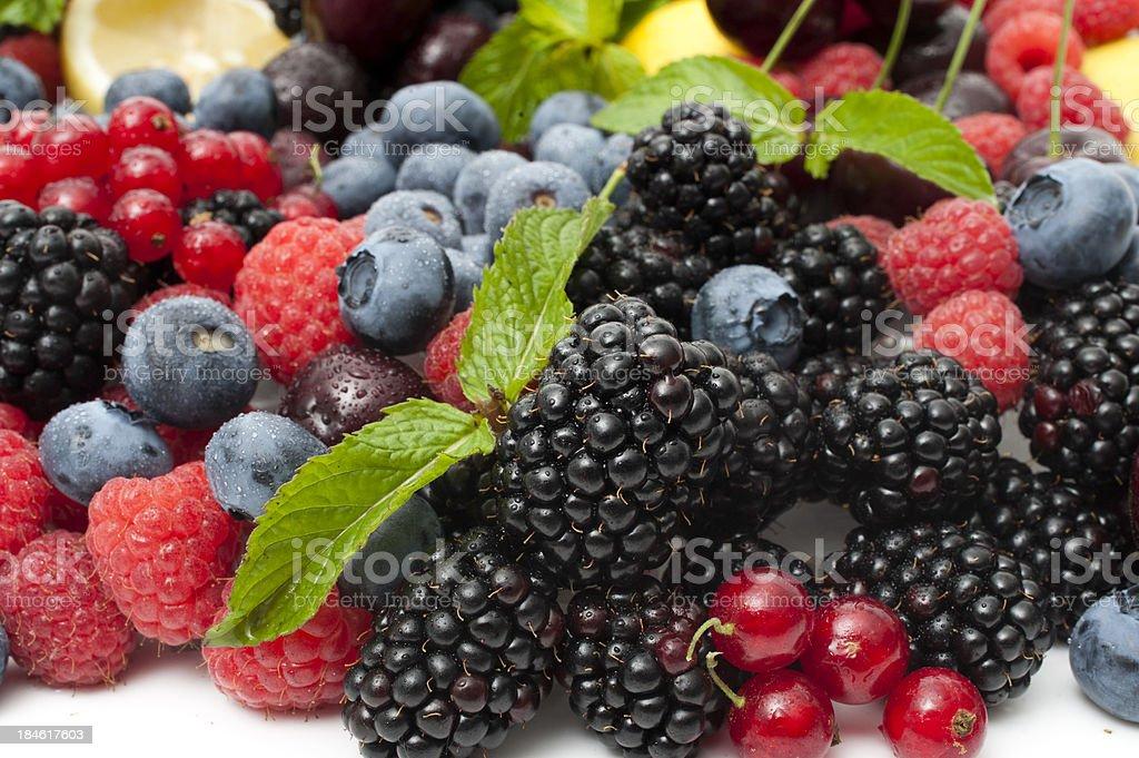 berry fruit stock photo