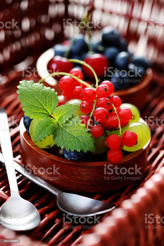 berry fruits royalty-free stock photo
