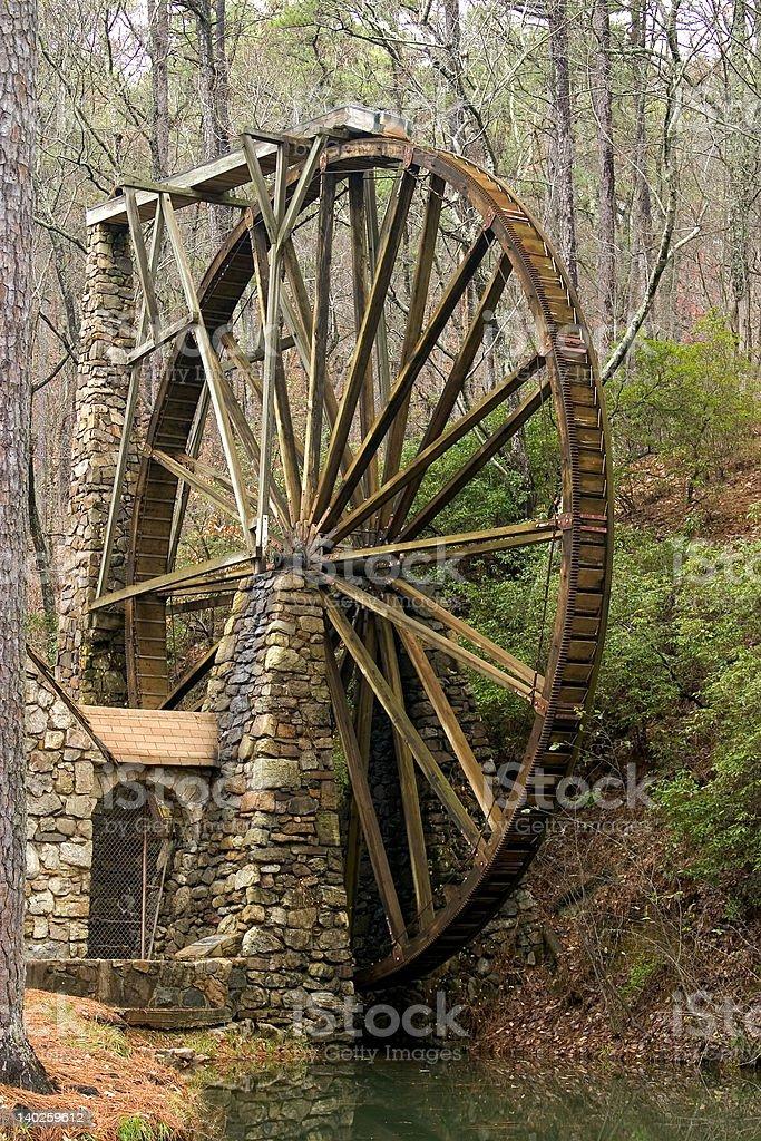 Berry Mill stock photo
