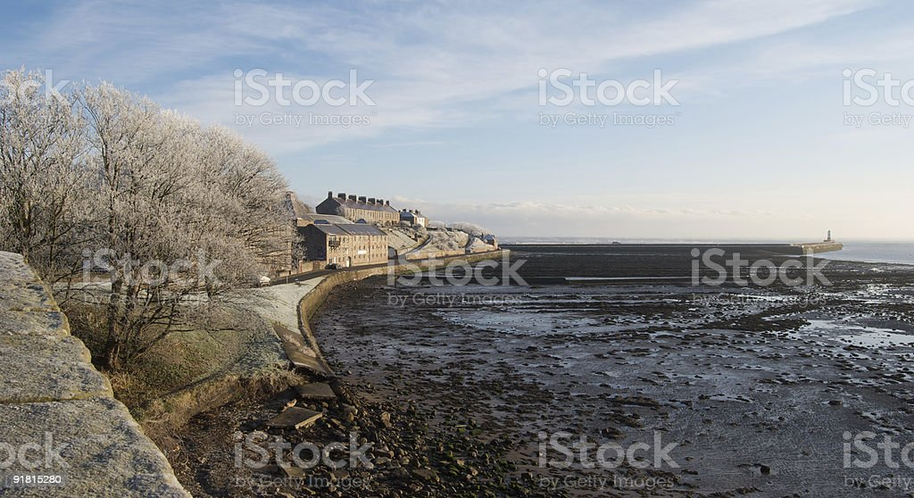 berwick upon twwed stock photo