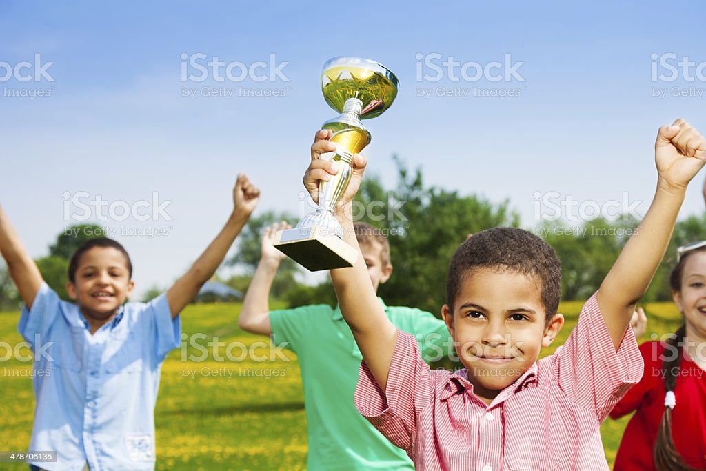 Best at sport stock photo