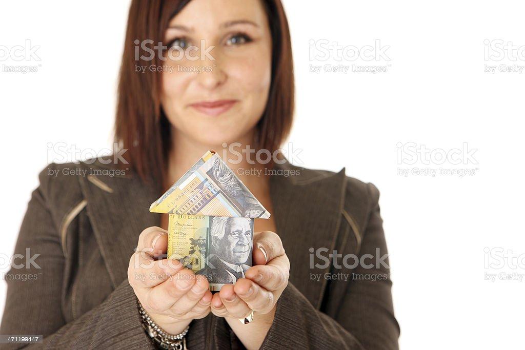 Best Australian Loan royalty-free stock photo